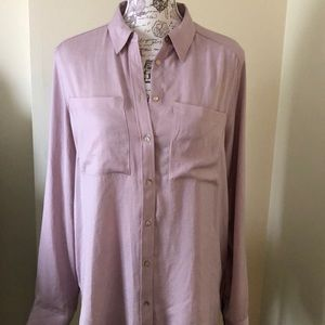 NWOT Express button down blouse